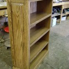 oak-bookcase